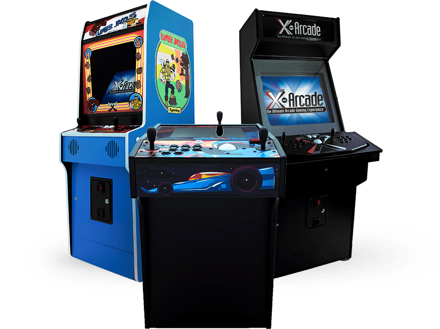 X-Arcade - Le Stick Arcade Ultime - X-Arcade France